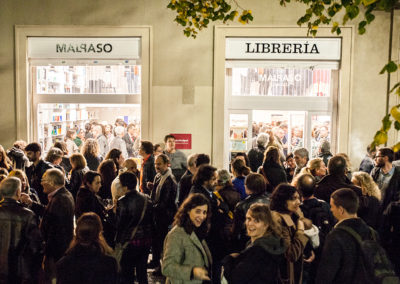 The Opening of the Bookshop Malpaso Librería
